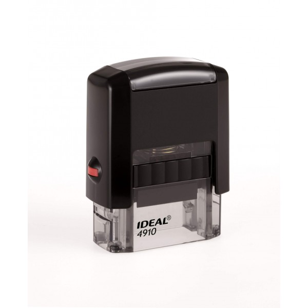 Штамп на автоматической оснастке 26х9 мм