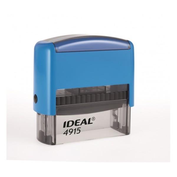 Штамп на автоматической оснастке 68х23 мм