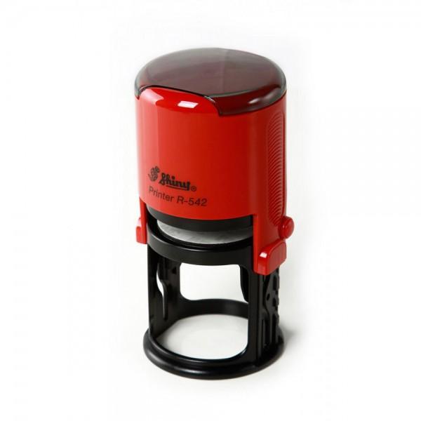 Печать круглая для ООО на оснастке Shiny R542