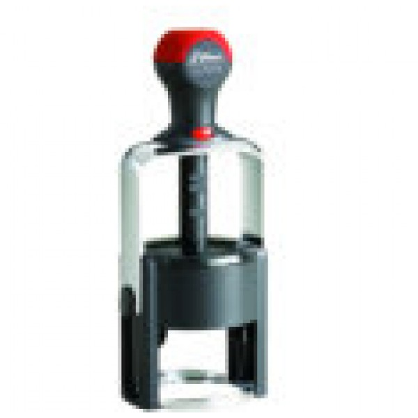 Печать круглая для ООО на оснастке металлической Shiny H6010